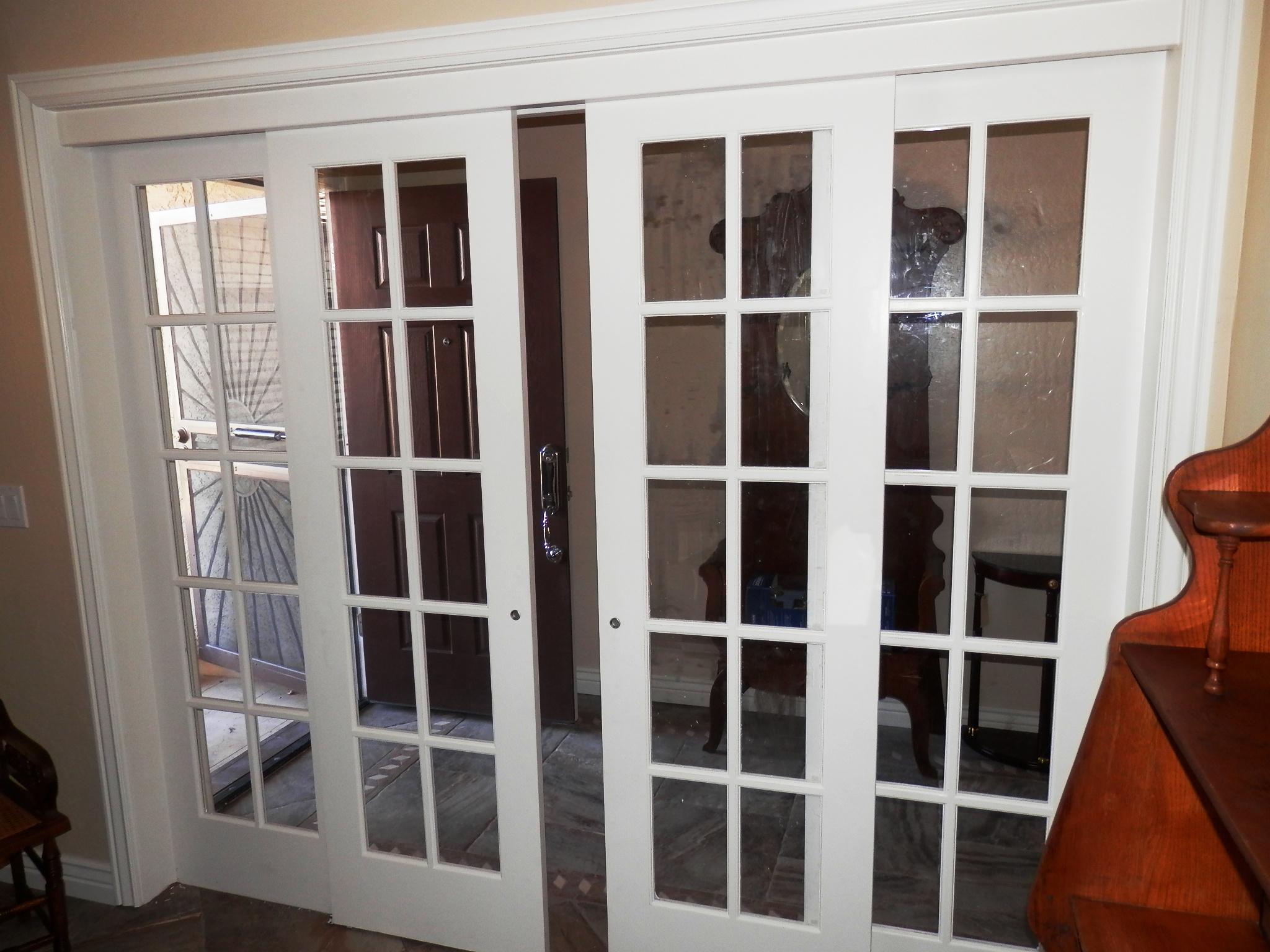 Interior Door With Pet Door